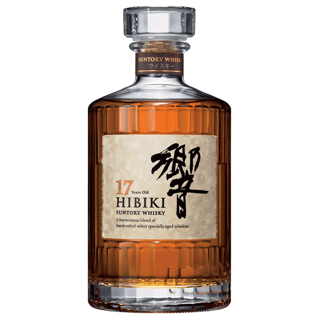 Spirits Suntory Hibiki 17-Year Whisky (Scotch)
