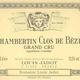 Wine Domaine Louis Jadot Chambertin Clos de Beze Grand Cru 2014
