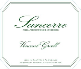 Wine Vincent Grall Sancerre Tradition 2018