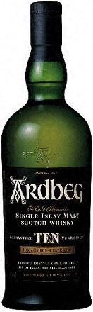 Spirits Ardbeg 10 Year Islay Scotch