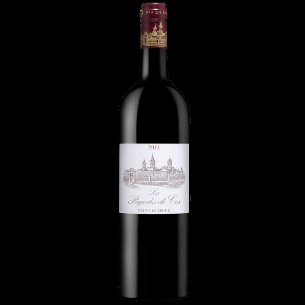 Wine Les Pagodes de Cos d'Estournel 2011