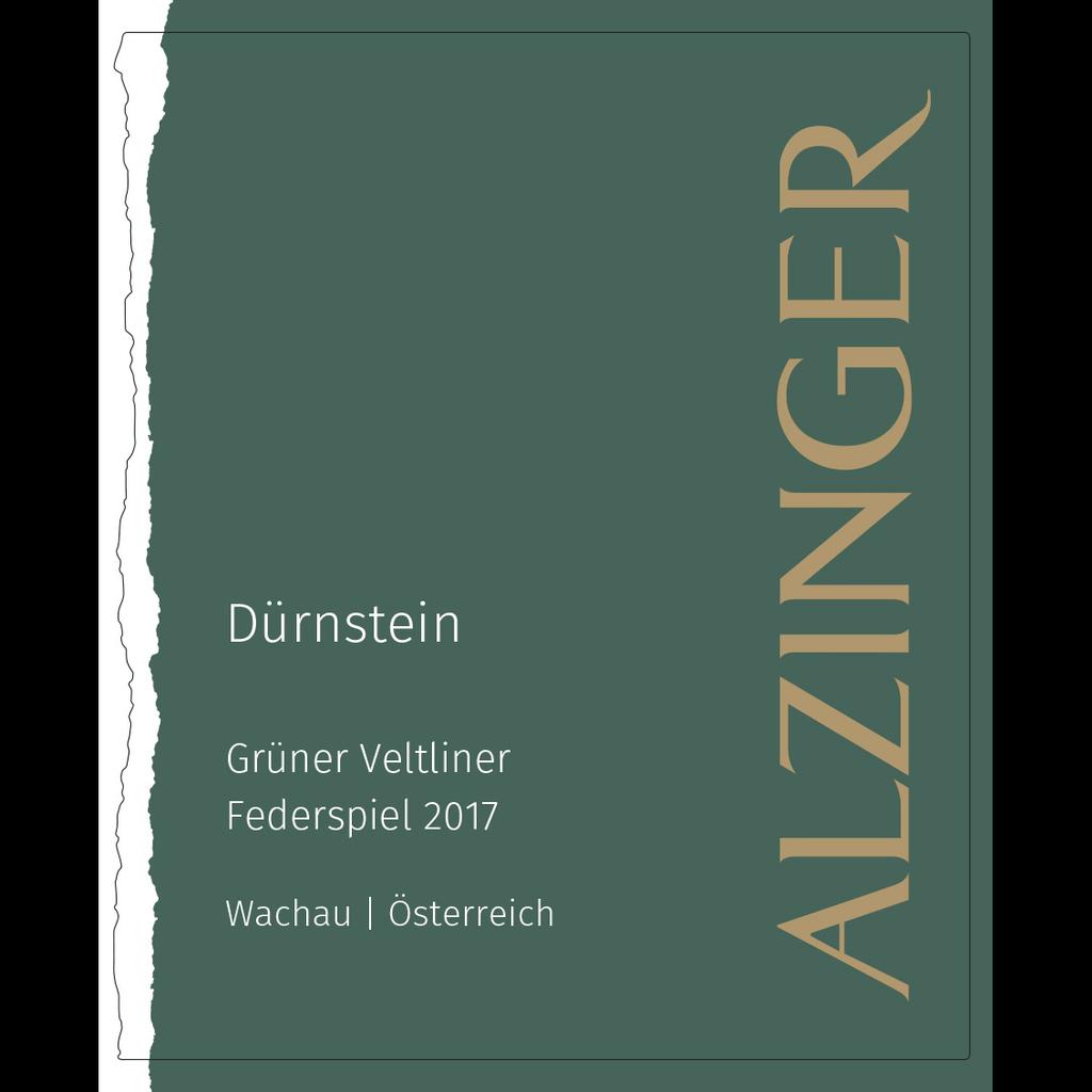 Wine Alzinger Wachau Gruner Veltliner Federspiel Durnstein 2019