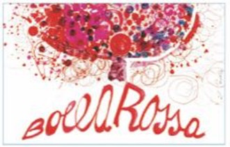 Sparkling Corte Manzini Bolla Rossa Lambrusco Grasparossa di Castelvetro