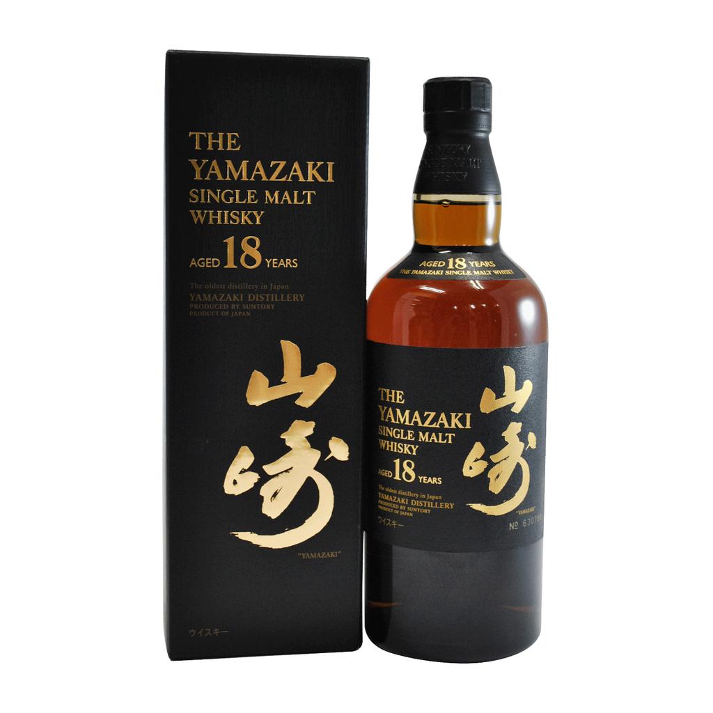 Spirits Suntory Yamazaki 18 Yr Whisky (Scotch)