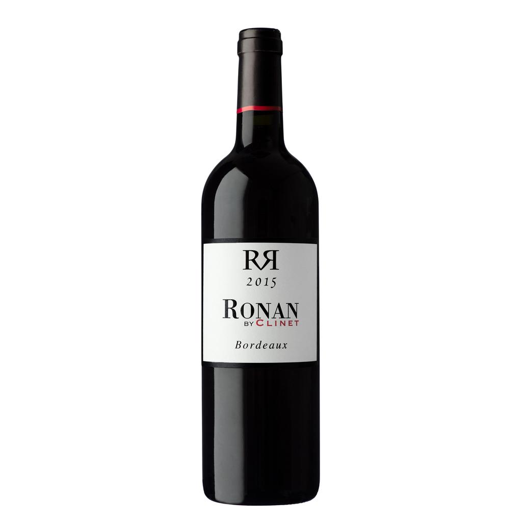 Wine Ronan by Clinet, Bordeaux 2015