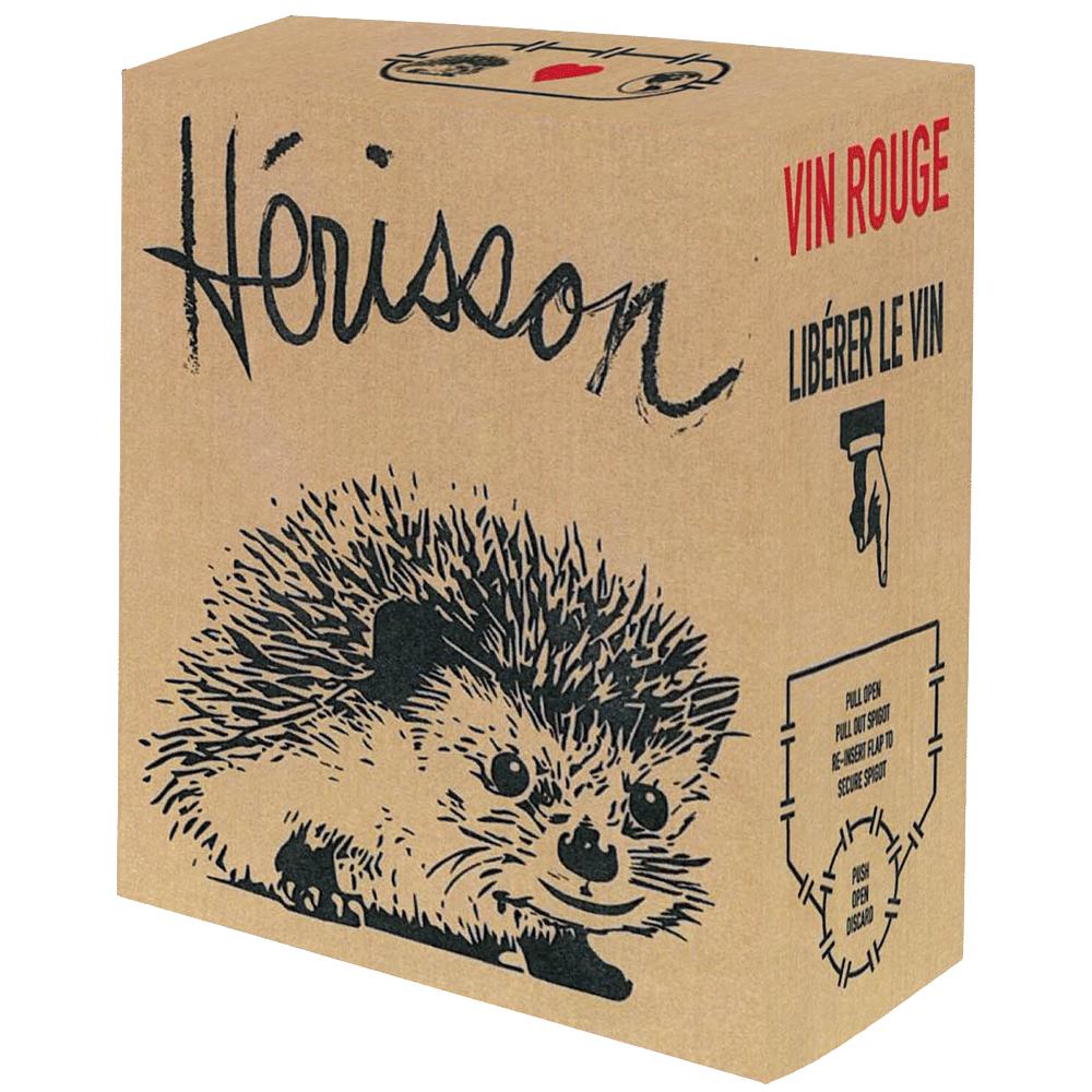 Wine Herisson Bourgogne Passetoutgrain Vin Rouge 2019 3L Box in a Box