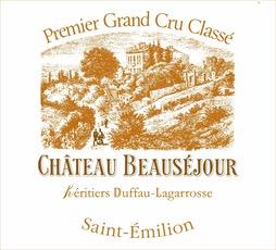 Wine Ch. Beausejour Duffau 2012