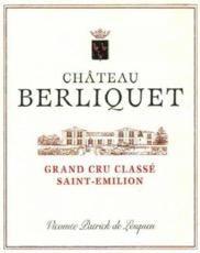 Wine Ch. Berliquet 2015