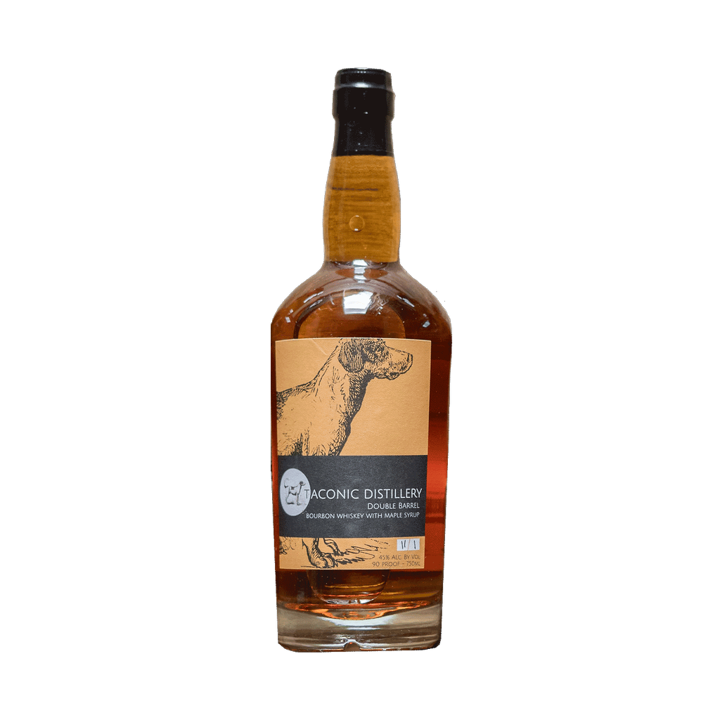 Spirits Taconic Distillery Bourbon Double Barrel with Maple Syrup