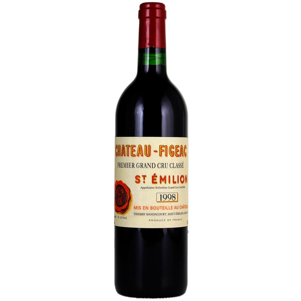 Wine Ch. Figeac 1998