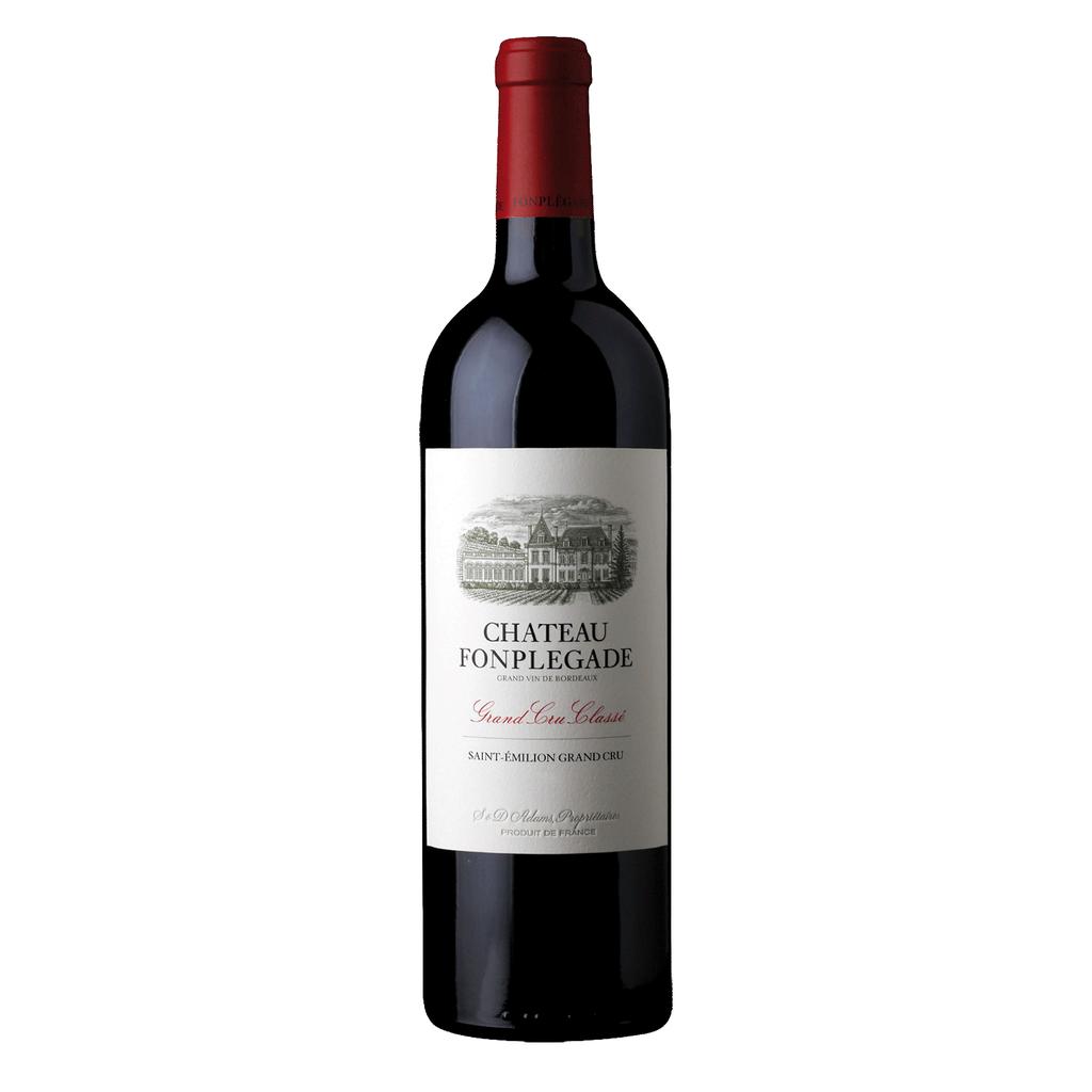 Wine Chateau Fonplegade Saint Emilion 2015