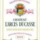 Wine Chateau Larcis Ducasse Saint Emilion Grand Cru Classe 2009