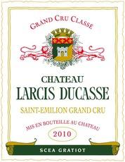 Wine Chateau Larcis Ducasse Saint Emilion Grand Cru Classe 2007