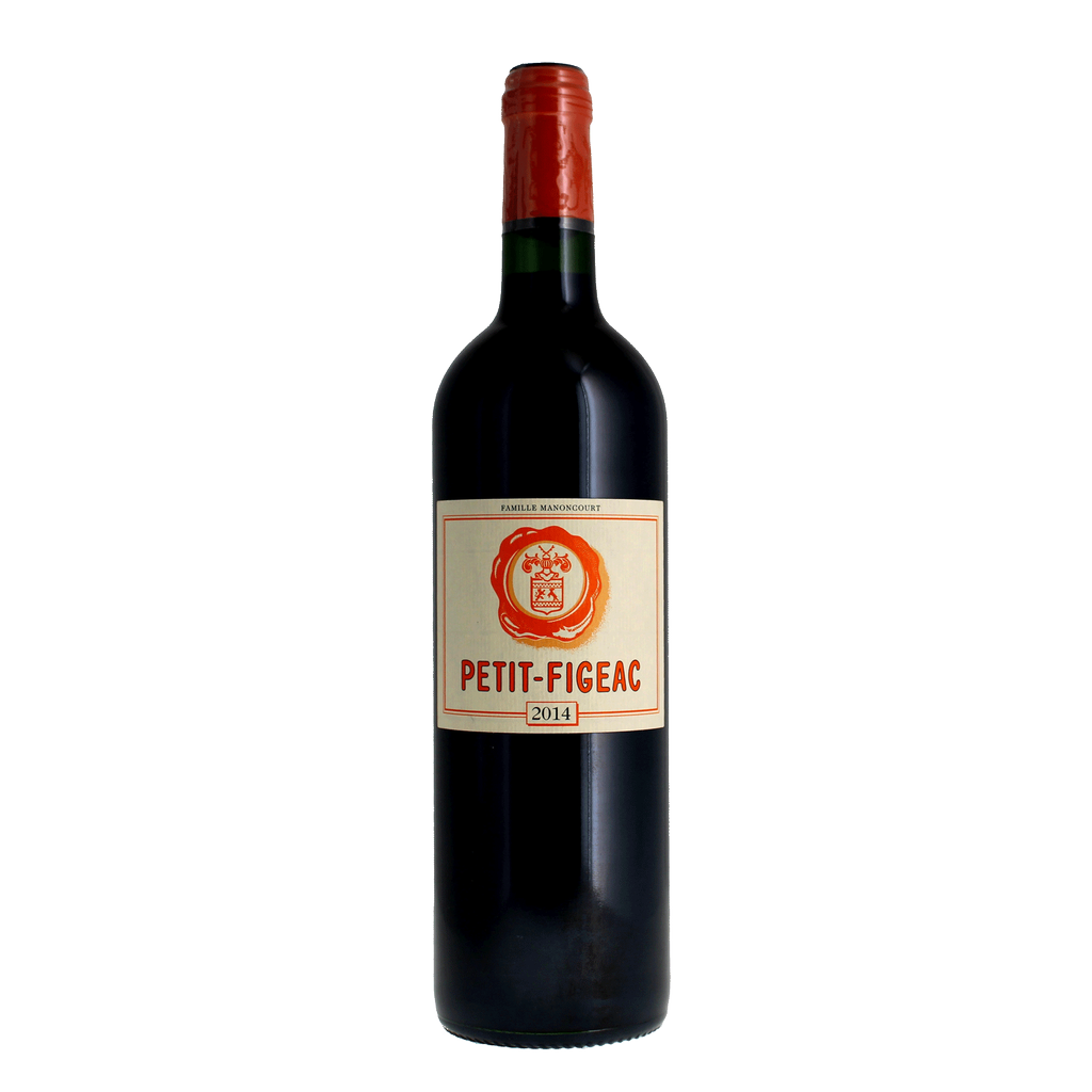 Wine Ch. Petit-Figeac, Saint-Emilion 2014 3L