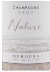 Sparkling Dehours et Fils Champagne Brut Nature