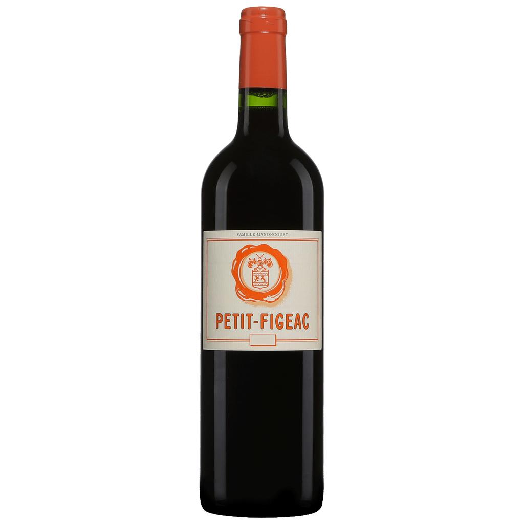 Wine Ch. Petit-Figeac, Saint-Emilion 2013
