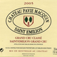 Wine Château Pavie-Macquin, Saint-Émilion Grand Cru Classé 2003