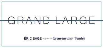 Wine Eric Sage Grand Large la Vendee 2018