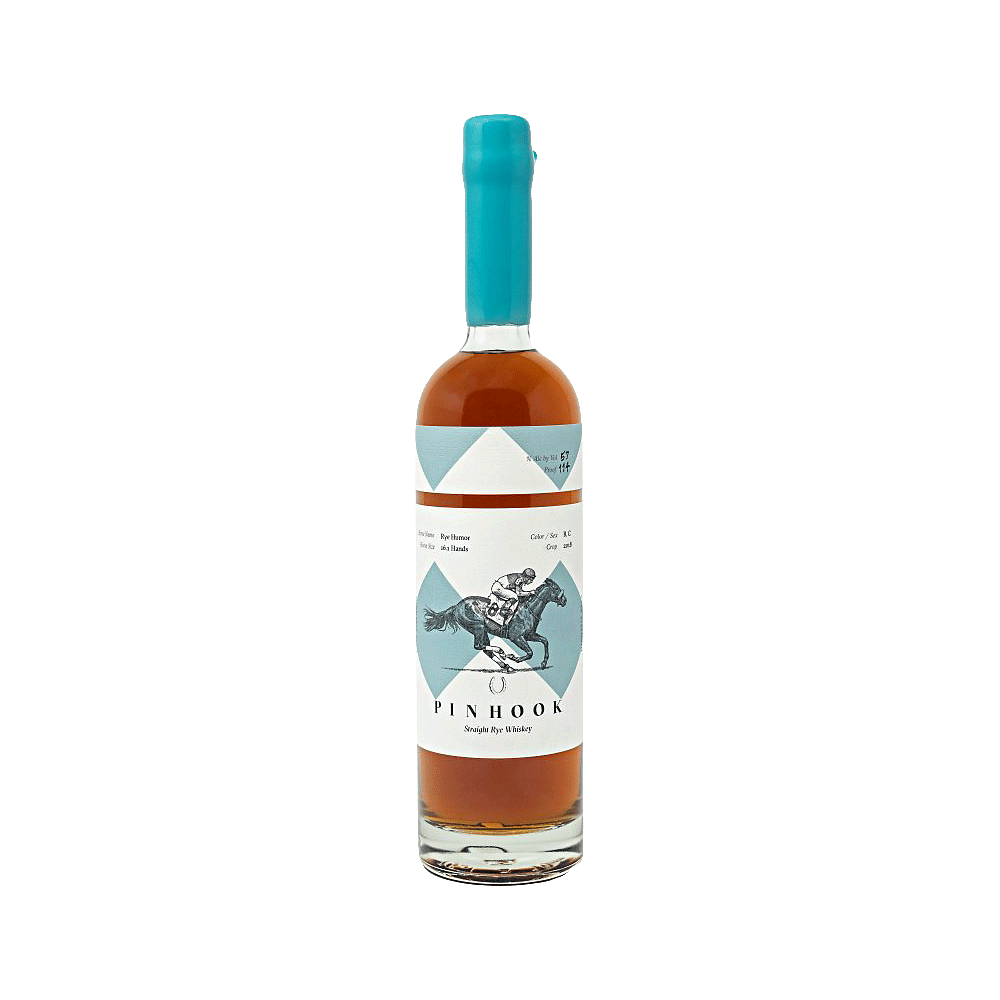 Spirits Pinhook Rye Humor Cask Strength Straight Rye Whiskey 114°