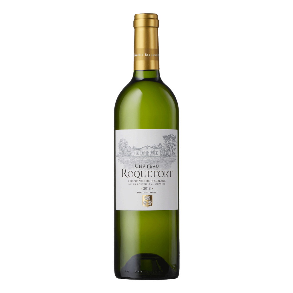 Wine Chateau Roquefort Bordeaux Blanc 2019