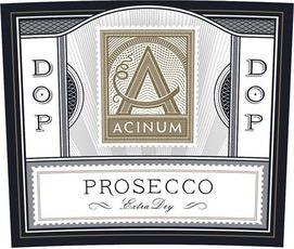 Sparkling Acinum Prosecco Extra Dry