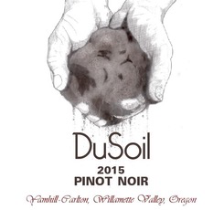 Wine Dusoil Pinot Noir Hirschy Vineyard Yamhill-Carlton District 2019