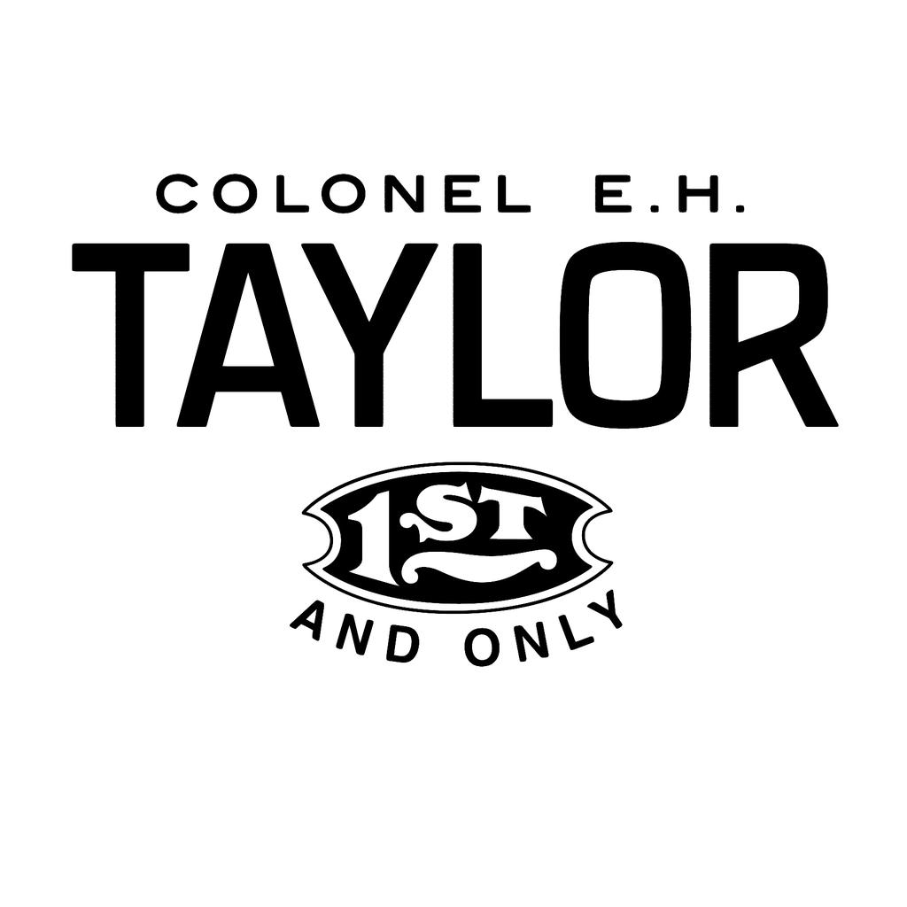 Spirits EH Taylor Straight Rye Bottled in Bond 100 Proof