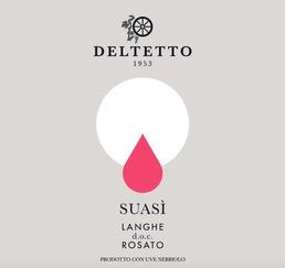 Wine Deltetto Langhe Suasi Rosato 2019