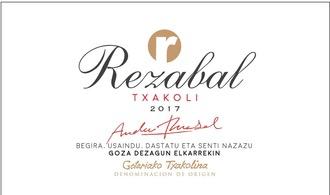 Sparkling Bodegas Rezabal Txakoli White 2019