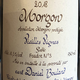 Wine Daniel Bouland Morgon Vieilles Vignes Corcelette 2018