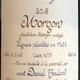 Wine Daniel Bouland Morgon Vieilles Vignes Delys 2018