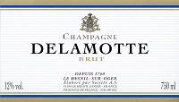 Sparkling Delamotte Champagne Brut 375ml