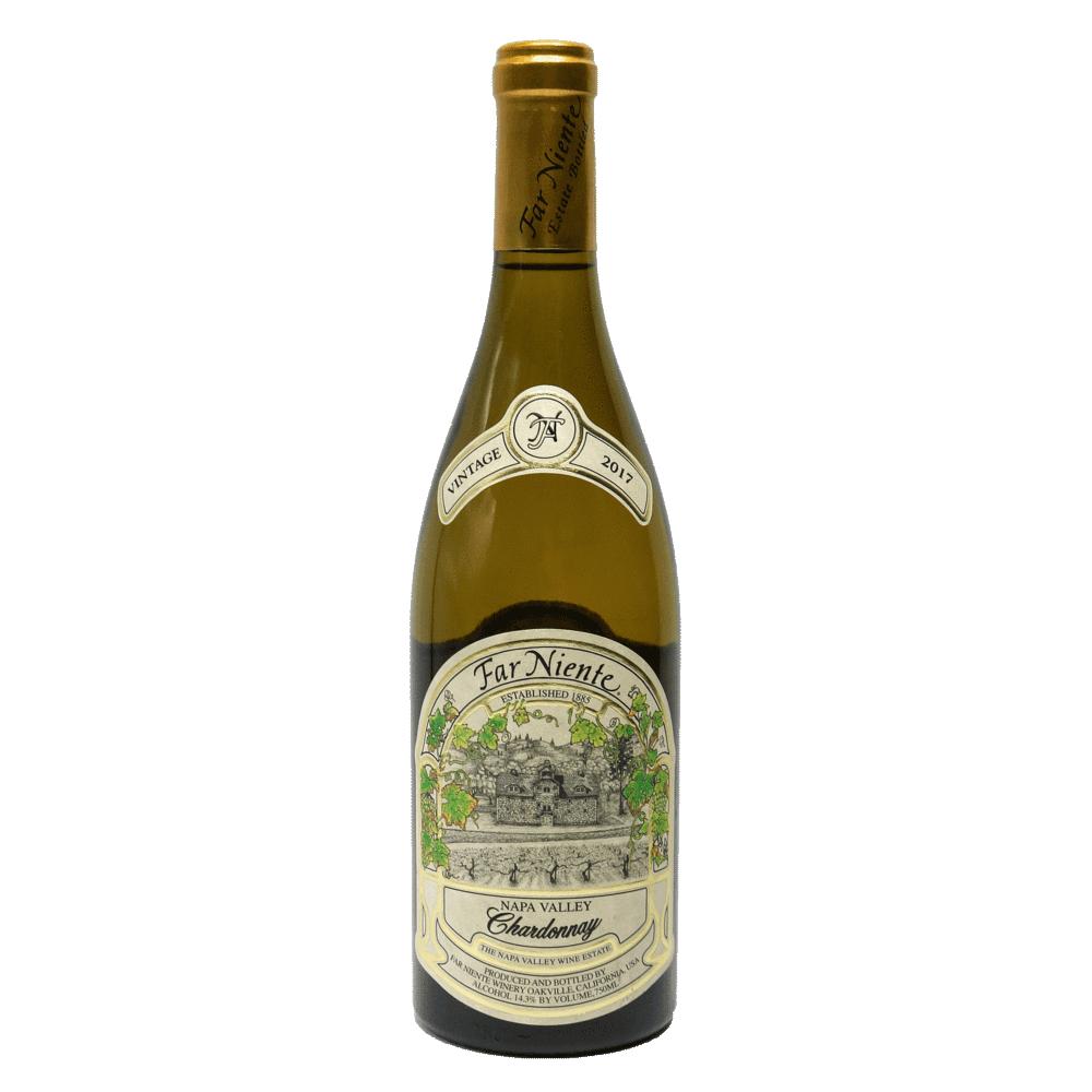 Wine Far Niente Chardonnay Estate Bottled Napa Valley 2018