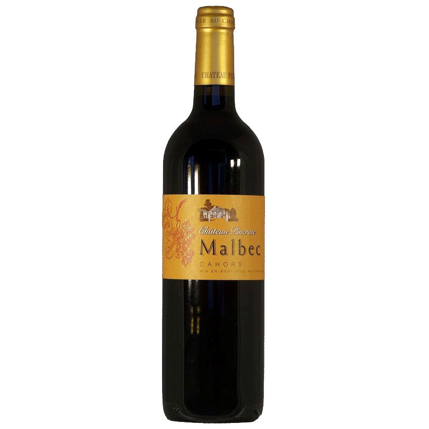 Wine Chateau Pineraie Cahors Malbec 2015