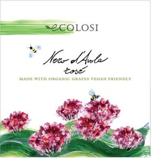 Wine Ecolosi Nero d'Avola Rose 2019
