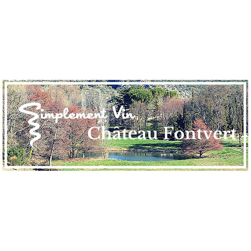 Wine Chateau Fontvert Les Restanques Blanc 2018