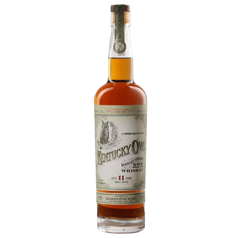 Spirits Kentucky Owl Straight Rye Whiskey 11 Year Small Batch