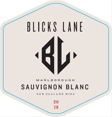 Wine Blicks Lane Vineyards Sauvignon Blanc Marlborough 2020
