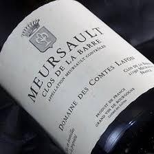 Wine Domaine des Comtes Lafon Meursault Clos de la Barre