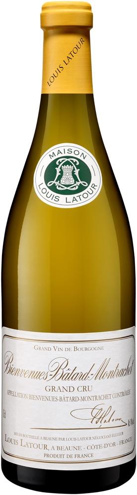 Wine Maison Louis Latour Bienvenue Batard Montrachet Grand Cru 1986