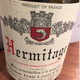 Wine Domaine Jean-Louis Chave Hermitage Blanc 1995