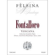 Wine Felsina Fontalloro 2010