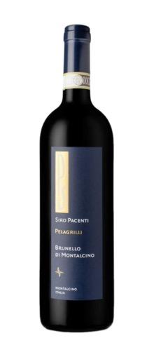 Wine Siro Pacenti Brunello di Montalcino Pelagrilli 2012