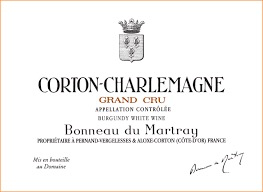 Wine Domaine Bonneau du Martray Corton Charlemagne Grand Cru 2003 1.5L