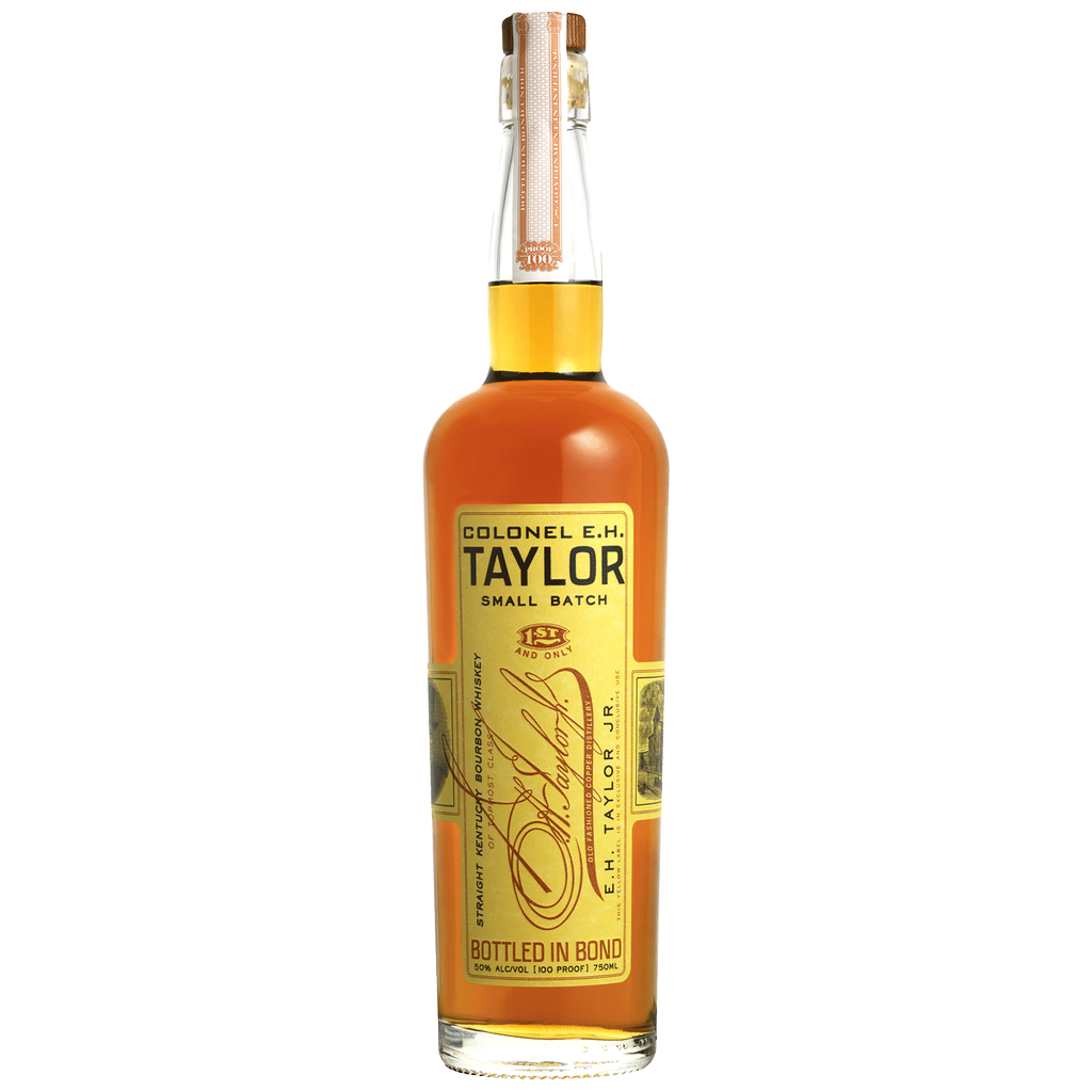 Spirits EH Taylor Small Batch Bourbon Bottled in Bond 100 Proof