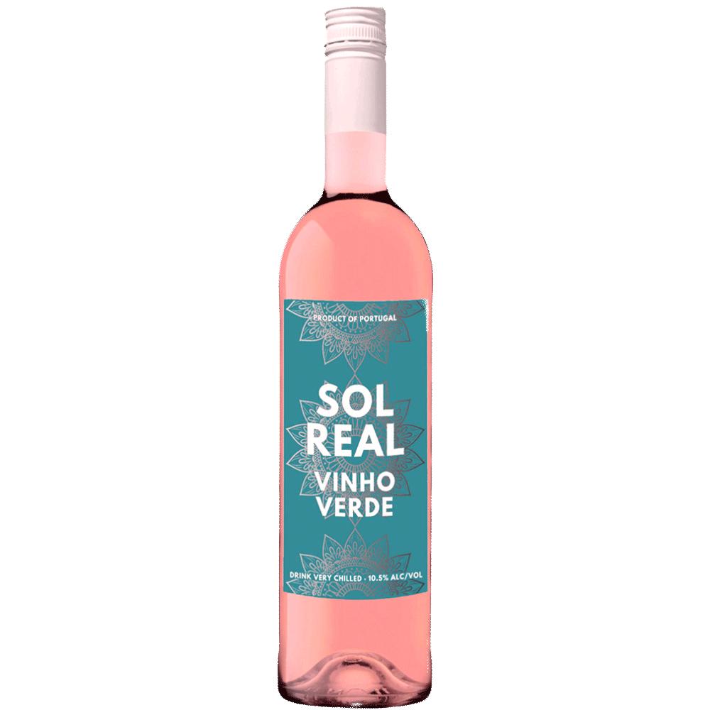 Wine Sol Real Vinho Verde Rose 2019