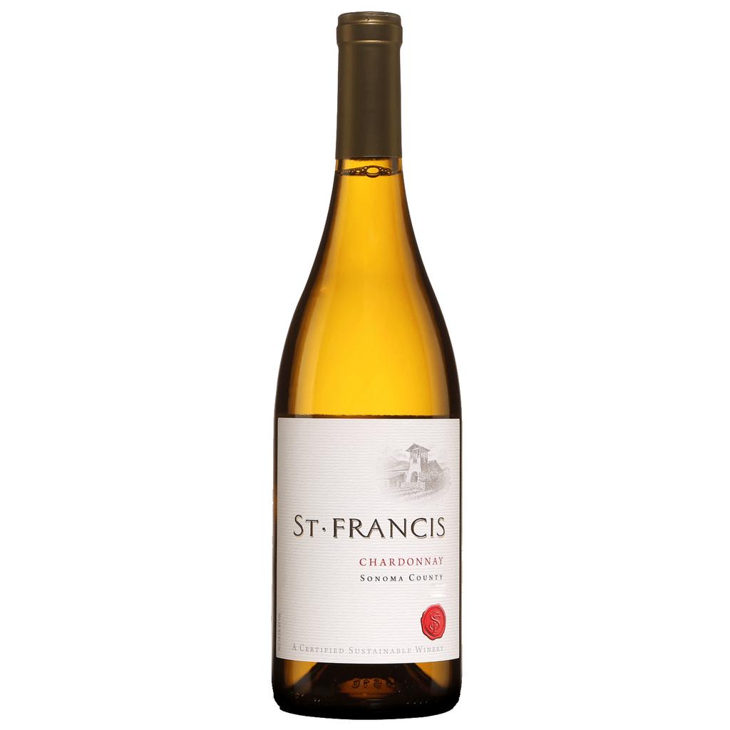 Wine St Francis Chardonnay Sonoma County 2017