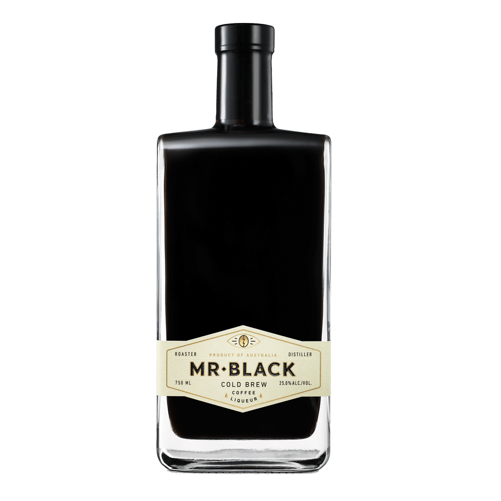 Spirits Mr Black Liqueur Cold Brew Coffee