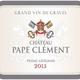 Wine Pape Clement Blanc 2015