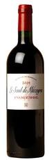 Wine Le Seuil de Mazeyres 2014